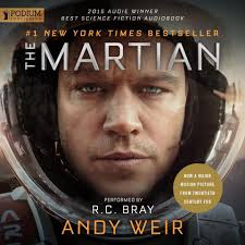 how the audiobook helped pave the way for the martian to be a