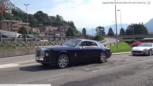 sweptail rolls royce на дорогах замечен самый дорогой автомобиль современности топжыр