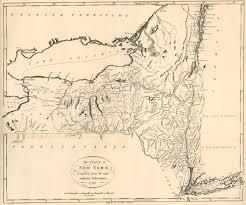 New York On Map Longislandlighthouses Com
