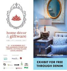 Exhibit At The Maiden Home Decor And Giftware Exhibition For Free