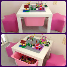 Lego Table Ikea by Best 25 Lego Table With Storage Ideas On Pinterest Play Table
