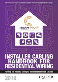 installer cabling handbook for residential wiring