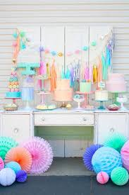 Baby Shower Pastel - 25 best ideas about pastel party decorations on pinterest baby