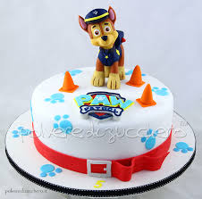 paw patrol cake topper ryder katie marshall chase skye rubble