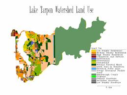 Usf Map Lake Tarpon Management Model