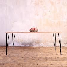 industrial hairpin leg desk hair pin leg table hairpin leg desk 100 handmade modern furniture