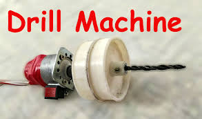 how to make a drill machine at home diy youtube