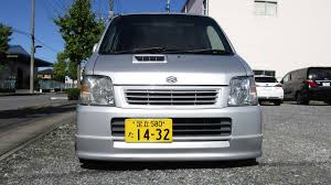 toyota hiace modified modified suzuki wagon r in tokyo autoweek