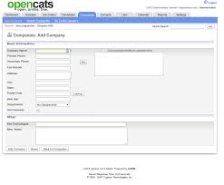 Online Resume Checker by Using Opencats The Building Blocks Companies Contacts Job