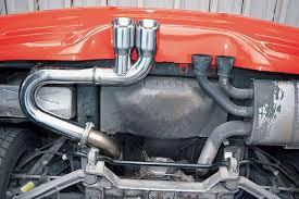2000 corvette performance parts b b performance exhausts tech articles magazine