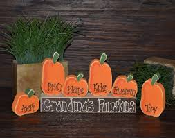 outdoor thanksgiving decorations ideas pumpkin thanksgiving decor personalized pumpkins family block