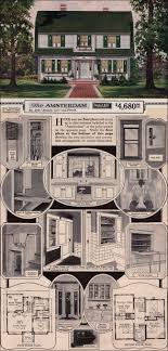 colonial revival house plans i always loved colonial homes and this 1923 sears