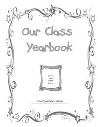 year end classroom yearbook by learn with leigh tpt