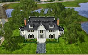 Empty Nest Floor Plans Summer U0027s Little Sims 3 Garden Twinbrook The Sims 3 Ambitions