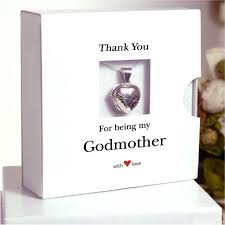 godmother necklace sterling silver godmother necklace