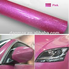 fashion 1 52 20m car paint pearl black color car styling diamond