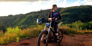 trail bike boots trials dirtbike rental in oahu hawaii on north shore