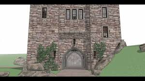 Castle Style Floor Plans by Architectural Designs Castle House Plan 44109td Youtube