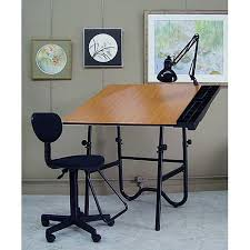 Drafting Table Top Alvin Cc2005ebwr Onyx Creative Center Drafting Chair Drafting