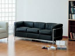 Lc2 Armchair Buy The Cassina Lc2 Three Seater Sofa At Nest Co Uk