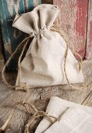 linen favor bags small linen favor bags 5x7