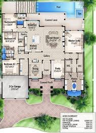 4 Bedroom House Plans One Story Plan 65614bs One Story Four Bed Pantry Photo Galleries