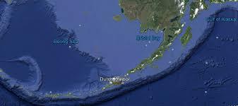 Dutch Harbor Alaska Map by F V Defender U2013 Global Seas