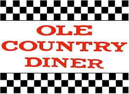 ole country diner home