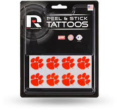 clemson tigers stickers s sporting goods