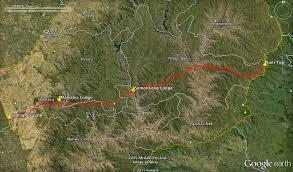 Lesotho Map Lesotho René Paul Gosselin