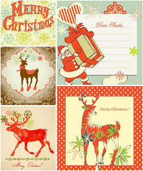 retro christmas cards retro christmas card template consciousbeingwellness