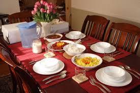 Dining Table Set Up Images Simple Valentine U0027s Day Brunch Setup Styleanthropy At Home