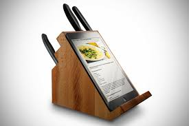 victorinox knife block with tablet stand mikeshouts