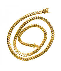solid yellow gold necklace images 14k solid yellow gold miami cuban chain 28 inches 8mm thick jpg