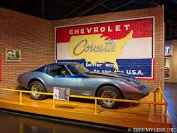 where is the national corvette museum a tour of the national corvette museum thrumylens