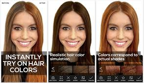 hair color simulator 3 fun apps to experiment with your hair colour hair romance