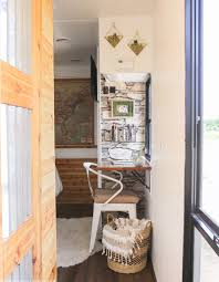 how to create a rustic accent wall you can easily remove