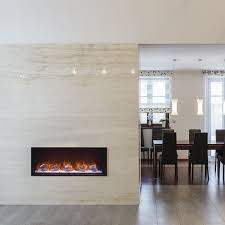 Indoor Electric Fireplace Modern Flames 40
