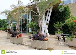 Botanical Gardens In Ohio by Beautiful Entryway With Flowers And Tropical Trees Cleveland