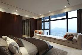 All Black Bedroom Home Design Modern Mansion Master Bedrooms - Modern house bedroom designs