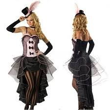 Ball Gown Halloween Costumes Arrival Ball Gown Theatre Costume Asymmetric Women Halloween