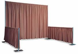 pipe and drape backdrop pipe and drape trade show backdrops exhibit backdrops