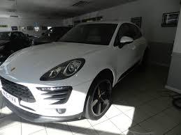 Porsche Macan White - second hand porsche macan s diesel 5dr pdk for sale in leeds west