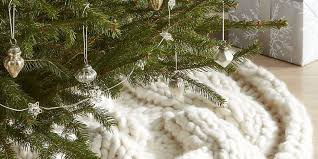 10 best tree skirts for 2017 white gold