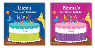 happy birthday book happy birthday i see me personalized story books