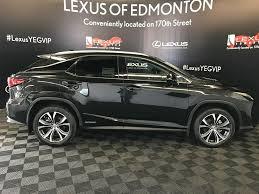 1986 lexus new 2017 lexus rx 450h 4 door sport utility in edmonton ab l13060