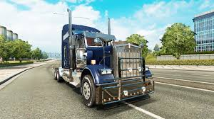 trucking companies with kenworth w900 kenworth w900 for euro truck simulator 2
