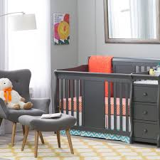 Baby Cribs And Changing Tables by Storkcraft Calabria Crib N Changer Walmart Com
