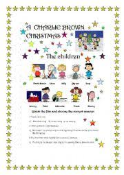 charlie brown christmas worksheets mediafoxstudio com