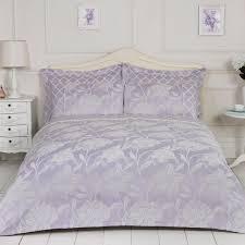 Duvet Protector King Size Freya Lilac Luxury Jacquard Duvet Cover Julian Charles